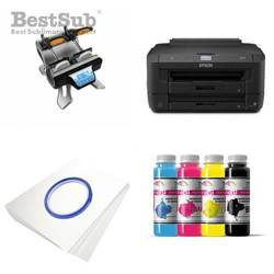 Mug printing kit Epson WF-7110DTW + JTSB-S-2 Sublimation Thermal Transfer