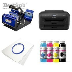 Mug printing kit Epson WF-7110DTW + JTSB06 Sublimation Thermal Transfer