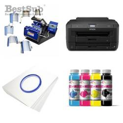 Mug printing kit Epson WF-7210DTW + JTSB06-6 Sublimation Thermal Transfer