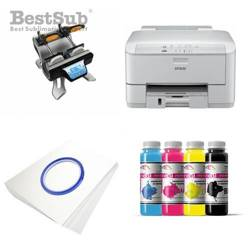 Mug printing kit Epson WP-4095DN + JTSB-S-2 Sublimation Thermal Transfer