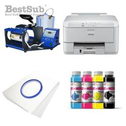 Mug printing kit Epson WP-4095DN + JTSB04 Sublimation Thermal Transfer