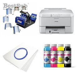 Mug printing kit Epson WP-4095DN + JTSB06-6 Sublimation Thermal Transfer