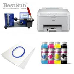 Mug printing kit Epson WP-4095DN + SB01B2 Sublimation Thermal Transfer