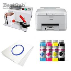 Mug printing kit Epson WP-4095DN + SB02 Sublimation Thermal Transfer