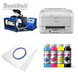 Mug printing kit Epson WP-4095DN + SB03 Sublimation Thermal Transfer