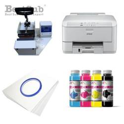 Mug printing kit Epson WP-4095DN + SB07 Sublimation Thermal Transfer