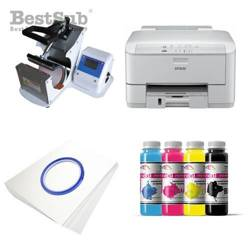 Mug printing kit Epson WP-4095DN + SB08 Sublimation Thermal Transfer