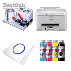 Mug printing kit Epson WP-4095DN + SB58 Sublimation Thermal Transfer