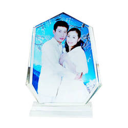 Photo crystal romantic big iceberg model SJ34