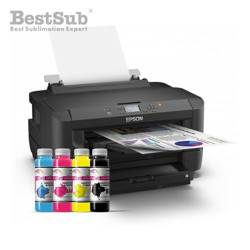 Printer Epson A3 WF-7110DTW A3 Sublimation Thermal Transfer