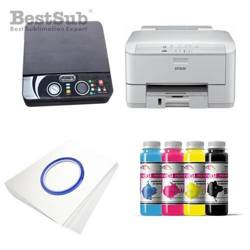 Printing kit 3D Epson WP-4095DN + ZK-SJK-EU Sublimation Thermal Transfer