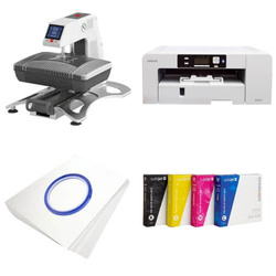 Printing kit 3D Sawgrass Virtuoso SG1000 + DGN3D-2 Sublimation Thermal Transfer