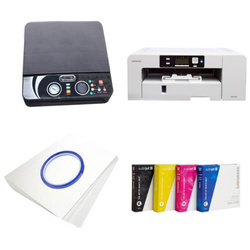 Printing kit 3D Sawgrass Virtuoso SG1000 + ZK-SJK-EU Sublimation Thermal Transfer