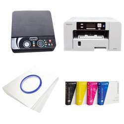 Printing kit 3D Sawgrass Virtuoso SG400 + ZK-SJK-EU Sublimation Thermal Transfer