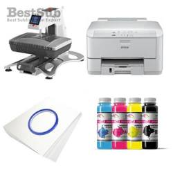 Printing kit Epson WF3010DW + DGN3D-2 Sublimation Thermal Transfer