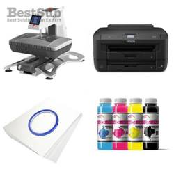 Printing kit Epson WF7110DTW + DGN3D-2 Sublimation Thermal Transfer