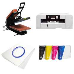 Printing kit for T-shirts Sawgrass Virtuoso SG1000 + JTSB3G-2 Sublimation Thermal Transfer