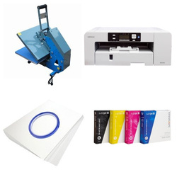 Printing kit for T-shirts Sawgrass Virtuoso SG1000 + JTSB3H-2 Sublimation Thermal Transfer