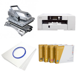 Printing kit for T-shirts Sawgrass Virtuoso SG1000 + JTSYN38 ChromaBlast