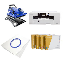 Printing kit for T-shirts Sawgrass Virtuoso SG1000 + MATE-Y38 ChromaBlast