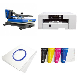 Printing kit for T-shirts Sawgrass Virtuoso SG1000 + PLUS-PB4050D Sublimation Thermal Transfer