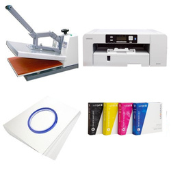 Printing kit for T-shirts Sawgrass Virtuoso SG1000 + SB3A Sublimation Thermal Transfer
