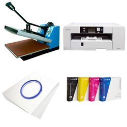 Printing kit for T-shirts Sawgrass Virtuoso SG1000 + SB3B-46-2 Sublimation Thermal Transfer