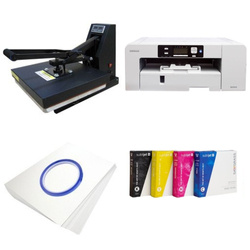 Printing kit for T-shirts Sawgrass Virtuoso SG1000 + SB3D3 Sublimation Thermal Transfer