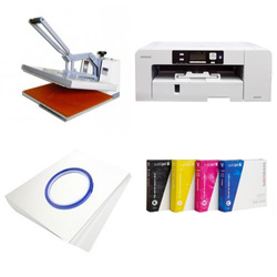 Printing kit for T-shirts Sawgrass Virtuoso SG1000 + SB5A-2 Sublimation Thermal Transfer