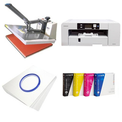 Printing kit for T-shirts Sawgrass Virtuoso SG1000 + SB6D Sublimation Thermal Transfer