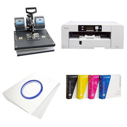 Printing kit for T-shirts Sawgrass Virtuoso SG1000 + SD73 Sublimation Thermal Transfer