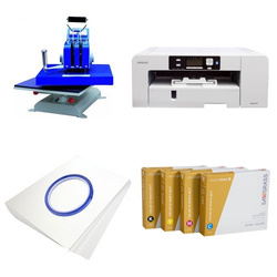Printing kit for T-shirts Sawgrass Virtuoso SG1000 + SY88-45-2 ChromaBlast