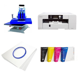 Printing kit for T-shirts Sawgrass Virtuoso SG1000 + SY88-45-2 Sublimation Thermal Transfer