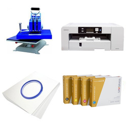 Printing kit for T-shirts Sawgrass Virtuoso SG1000 + SY88 ChromaBlast