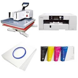 Printing kit for T-shirts Sawgrass Virtuoso SG1000 + SY99-46-2 Sublimation Thermal Transfer