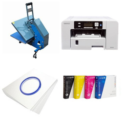 Printing kit for T-shirts Sawgrass Virtuoso SG400 + JTSB3H-2 Sublimation Thermal Transfer