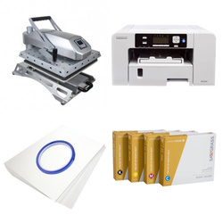 Printing kit for T-shirts Sawgrass Virtuoso SG400 + JTSYN38 ChromaBlast