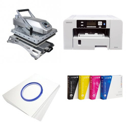 Printing kit for T-shirts Sawgrass Virtuoso SG400 + JTSYN38 Sublimation Thermal Transfer