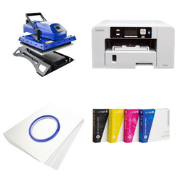 Printing kit for T-shirts Sawgrass Virtuoso SG400 + MATE-Y38 Sublimation Thermal Transfer