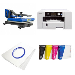 Printing kit for T-shirts Sawgrass Virtuoso SG400 + PLUS-PB4050D Sublimation Thermal Transfer
