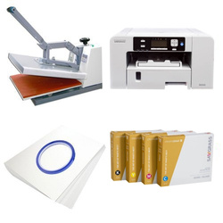 Printing kit for T-shirts Sawgrass Virtuoso SG400 + SB3A ChromaBlast