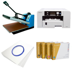 Printing kit for T-shirts Sawgrass Virtuoso SG400 + SB3B-46-2 ChromaBlast