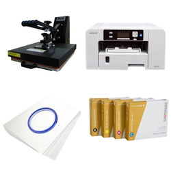Printing kit for T-shirts Sawgrass Virtuoso SG400 + SB3C2 ChromaBlast