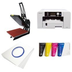 Printing kit for T-shirts Sawgrass Virtuoso SG400 + SB3C2 Sublimation Thermal Transfer