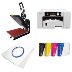 Printing kit for T-shirts Sawgrass Virtuoso SG400 + SB3C3 Sublimation Thermal Transfer
