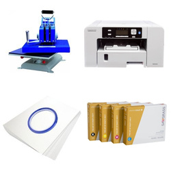 Printing kit for T-shirts Sawgrass Virtuoso SG400 + SY88 ChromaBlast