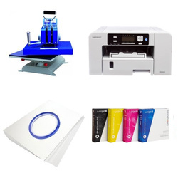 Printing kit for T-shirts Sawgrass Virtuoso SG400 + SY88 Sublimation Thermal Transfer