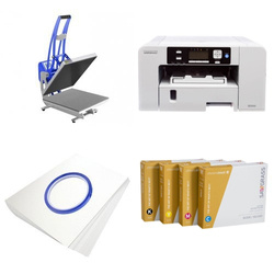 Printing kit for T-shirts Sawgrass Virtuoso SG500 + CLAM-D44 ChromaBlast