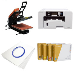 Printing kit for T-shirts Sawgrass Virtuoso SG500 + JTSB3G-2 ChromaBlast