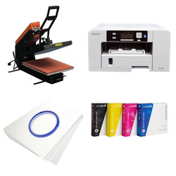 Printing kit for T-shirts Sawgrass Virtuoso SG500 + JTSB3G-2 Sublimation Thermal Transfer